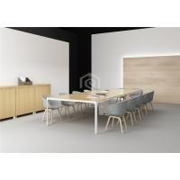 西安时尚会议桌,板式会议桌厂家,现货供应
