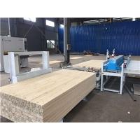 木工拼板机一天拼多少板 自动木工拼板机几人操作