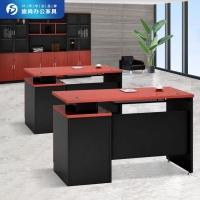 重庆职员办公桌简约现代屏风桌椅组合家具电脑办工桌2/4/6单
