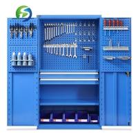 重型五金工具柜工具储物柜工具柜铁皮柜车间