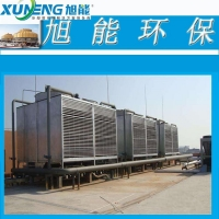 全钢工业冷却塔 冷却塔塔体钢镀锌