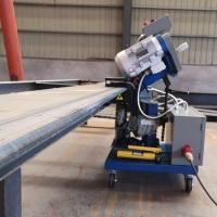 新款坡口机价格  钢结构制作必备设备