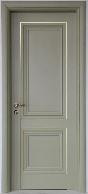 实木免漆榫卯拼装门