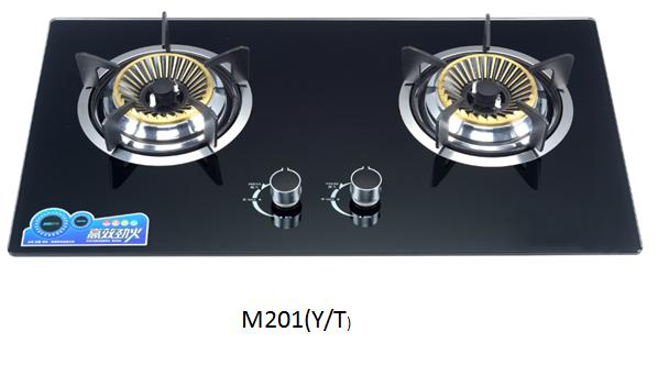 皇牌气电两用嵌入式燃气灶具 猛火灶具