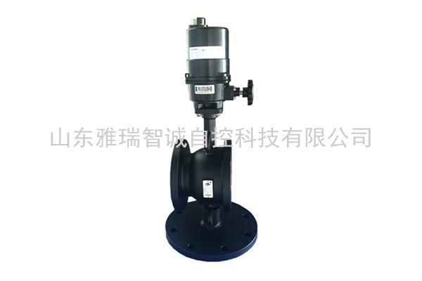 电动球阀暖通系统电动控制阀 电动两通阀