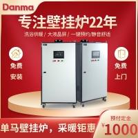 Danma单马低氮冷凝式节能燃气采暖模块炉