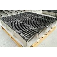 高承重鑄鐵蓋板成品排水溝圖片