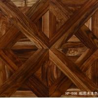 鸚鵡地板/拼花實木多層HP-008(455*455*15)