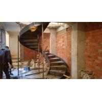 成都优美雅铁艺楼梯 旋转楼梯