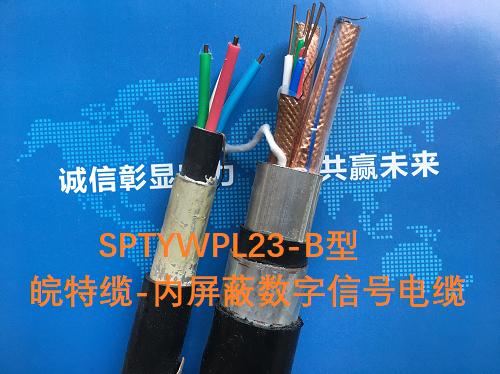 SPTYWPL23-12A數字信號電纜