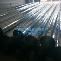 批量螺旋风管低价出售 DN800mm