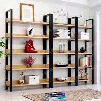 广西南宁钢木货架书柜展示架定做