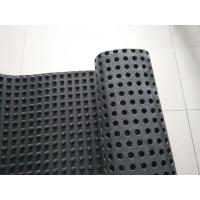 福州市车库顶板塑料夹层板/底板凹凸排水板