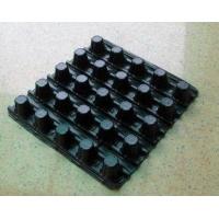 车库排水板—20厚阻根种植排水板-PVC排水板