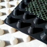 屋面种植塑料排水板  6公分车库防水板