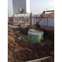 一体化预制泵站雨水提升泵站安装