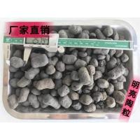 陶粒品质、密度小,质量轻  特轻密度陶粒