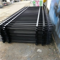 广西护栏丨广西锌钢护栏丨南宁围墙护栏