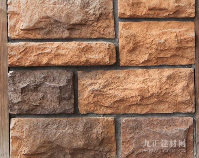 外墙蘑菇石怎么贴?