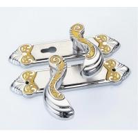 不锈钢门锁执手锁 静音门锁室内木门现代精铸执手门锁室内门锁具
