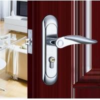 实木门锁双舌静音执手锁 室内卧室木门锁 房门锁。