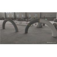 玻璃鋼彩繪拱形門定制異型玻璃鋼