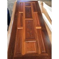 原木浮雕門原木工藝門原木烤漆門進口木材材質