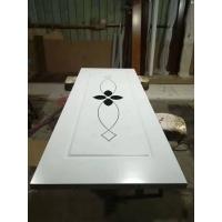 广东红海豚实木门简约门地中海风格橡木烤漆门