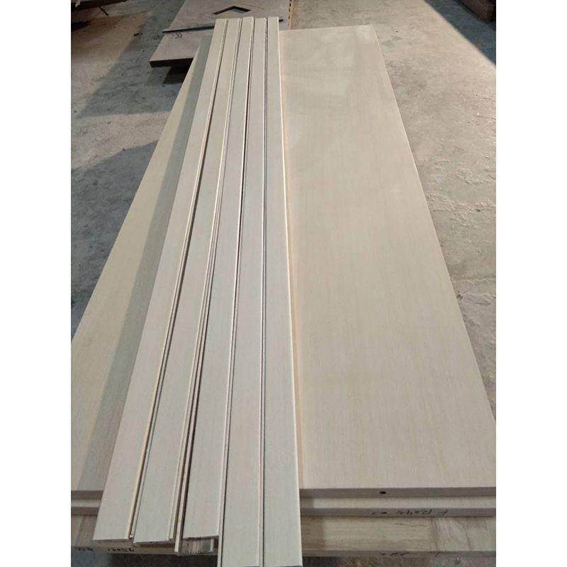 佛山红海豚精装修实木夹板门 工程套装门批发