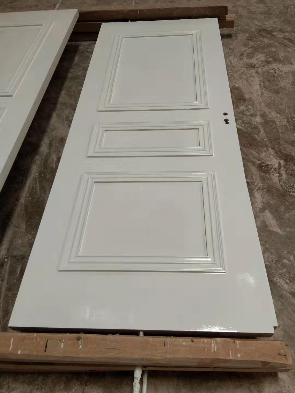 实木门生产厂家直销红海豚实木门白色系列烤漆门