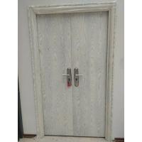 广东佛山红海豚钢木门厂环保钢板室内门