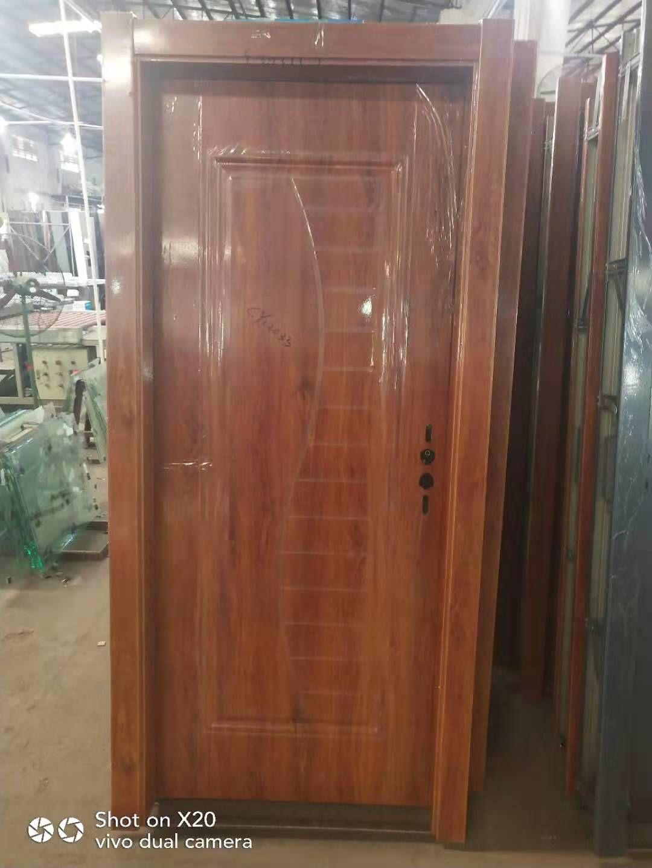 广东红海豚门业锌合金钢质门厂价直销