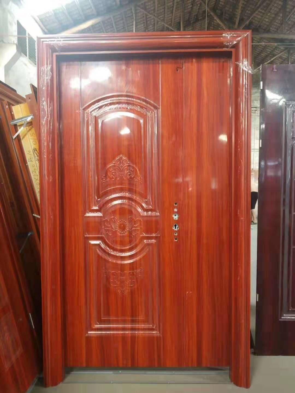 广东铝合金套装室内门厂防水不生锈全铝门