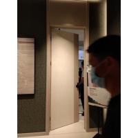 广东红海豚实木气窗门 豪华大气更适用于酒店门