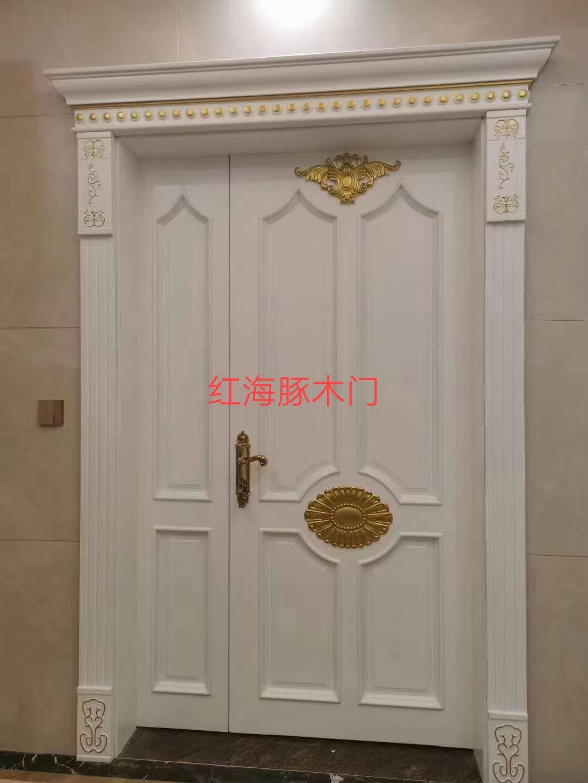 广东木门:白色木门请选红海豚