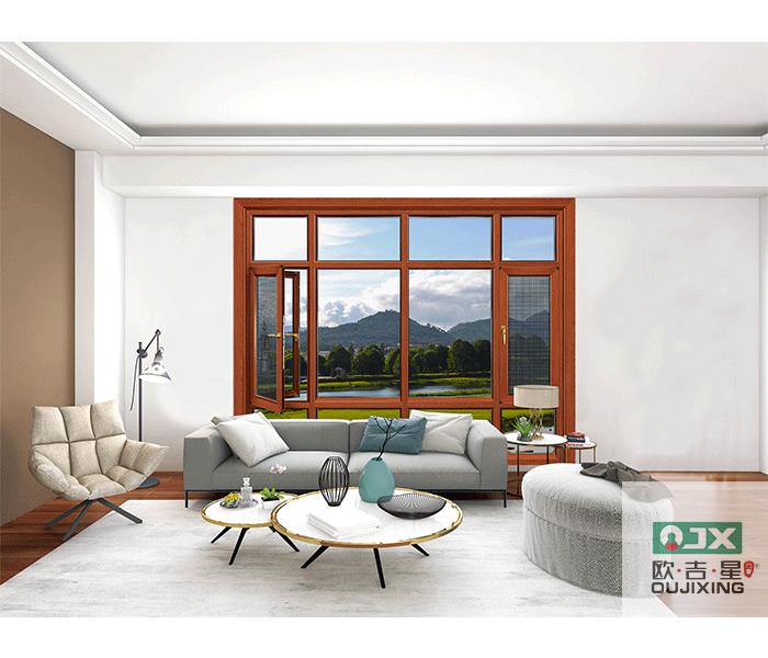 南京门窗厂-欧吉星门窗-窗系列Y02