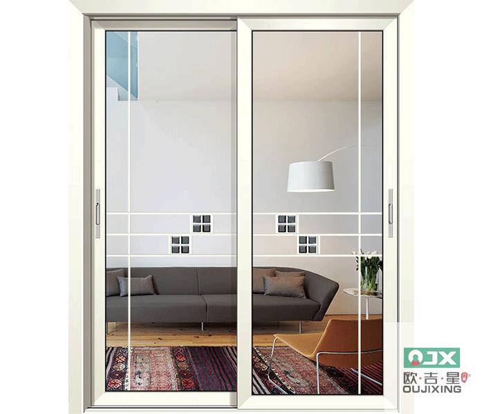 南京门窗厂-欧吉星门窗-65窄边轻奢推拉门Y52