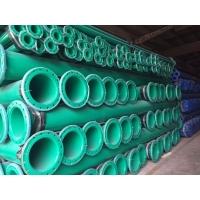 大口径螺旋管 饮水管道环氧粉末涂塑 3pe防腐