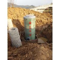 污水提升泵站的使用