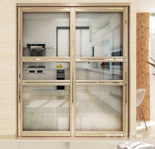 铝合金玻璃门多少钱一平方?影响铝合金玻璃门价格因素