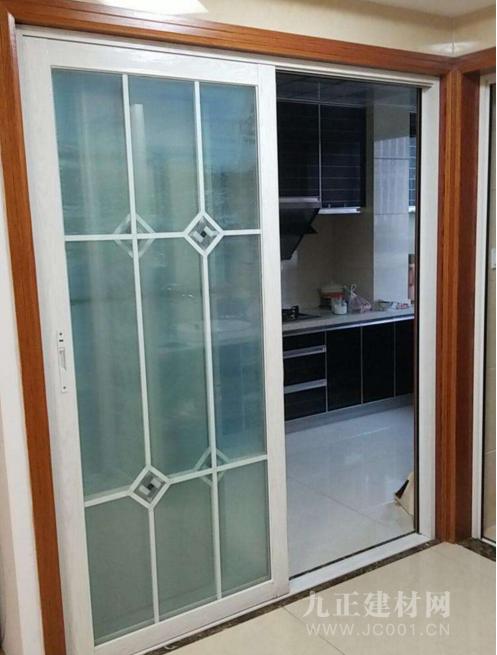 厨房移门用什么玻璃?