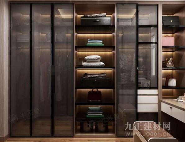 衣柜玻璃门