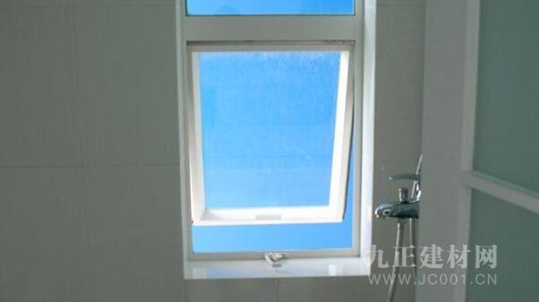 卫生间窗户