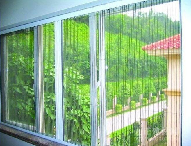 防蚊纱窗门