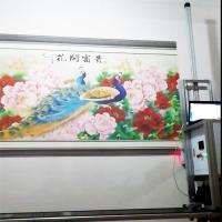墻壁彩繪機5D壁畫噴繪機裝修墻繪打印機墻面噴畫機器人3d繪畫