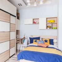 艾瑞卡北欧风格儿童房家具定制