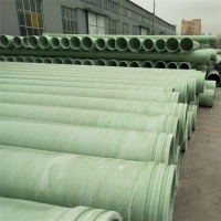 加工定做玻璃钢管道 环保玻璃钢缠绕风管