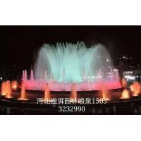 山西广场喷泉设计安装
