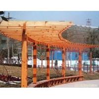 大成公园花架设计安装