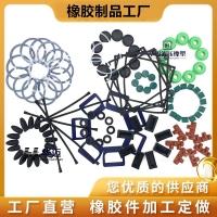 橡胶件硅胶制品加工注塑聚氨酯异形件 tpu浇注供应